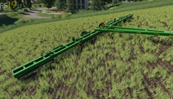 JOHN DEERE 200 V 1.0 для Farming Simulator 2019
