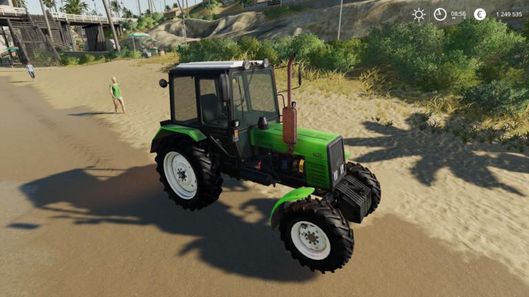 Беларус МТЗ 1025 для Farming Simulator 2019