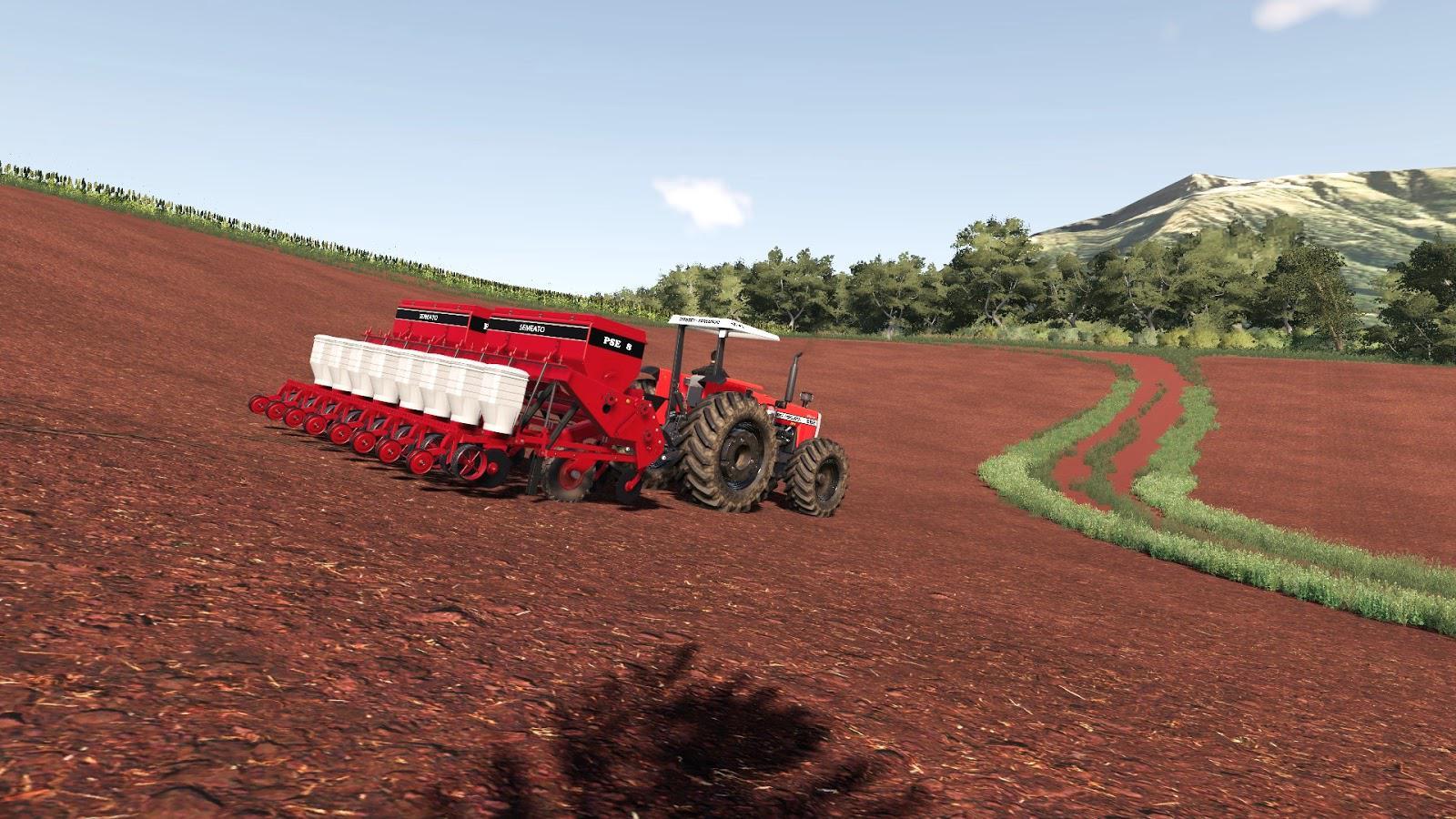 SEMEATO PSE8 V1.0.0.0 для Farming Simulator 2019