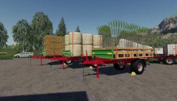 STRAUTMANN SEK 802 AUTOLOAD V1.0 для Farming Simulator 2019