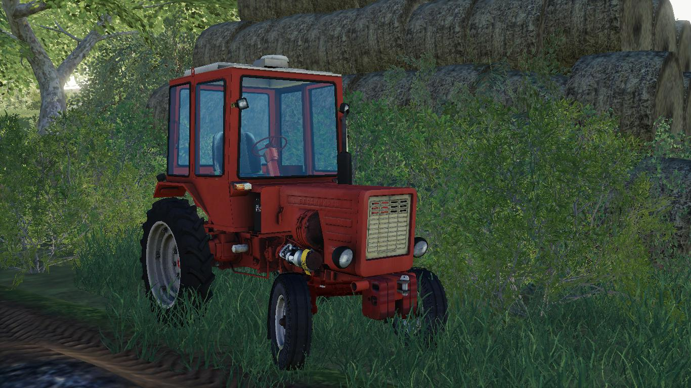 WLADYMIREC T25 V1.0.0.0 для Farming Simulator 2019
