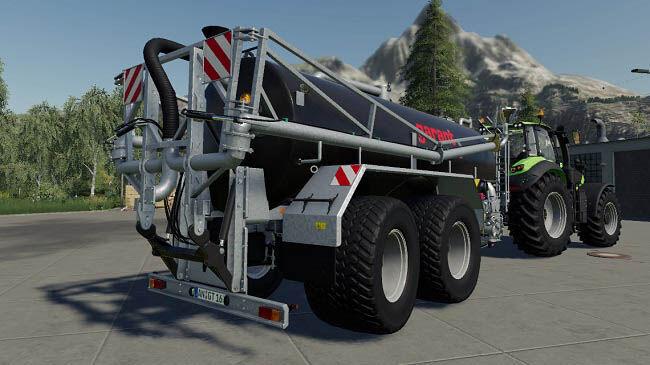 Kotte Garant PT 16000 версия 1.0.0.0 для Farming Simulator 2019