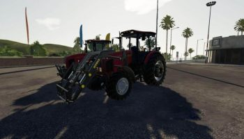 Беларус МТЗ-2022 версия 1.3.2 для Farming Simulator 2019