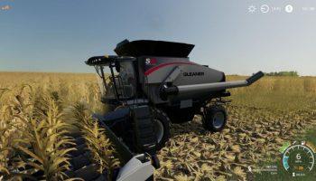 AGCO Gleaner S98 версия 1.0.0.0 для Farming Simulator 2019 (v1.3.х) для Farming Simulator 2019