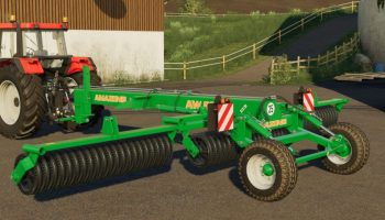 Amazone AW 6600 v1.0.0.0 для Farming Simulator 2019