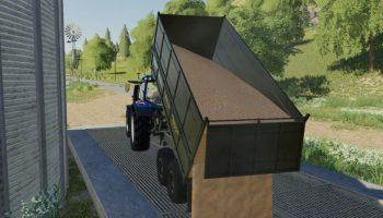 Прицеп ПТУ-7.5 v2.0 для Farming Simulator 2019