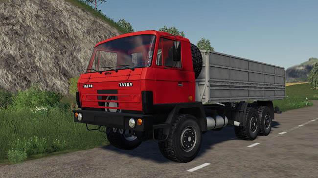 Tatra 815 Agro v1.0 для Farming Simulator 2019
