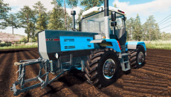 Трактора ХТЗ 17221 для Farming Simulator 2019
