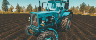 МТЗ-82 для Farming Simulator 2019
