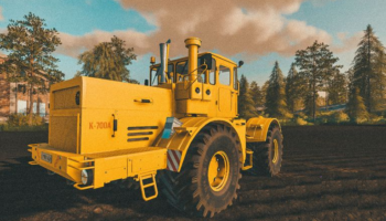 Кировец К-700А для Farming Simulator 2019