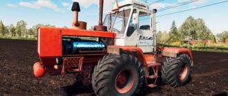 Трактор ХТЗ Т-150К для игры Farming Simulator 2019