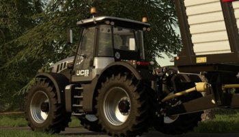 Трактор JCB Fastrac 3200 v1.1.1 для Farming Simulator 2019