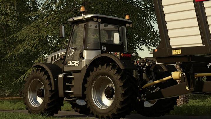 Трактор JCB Fastrac 3200 v1.1.1 для Farming Simulator 2019