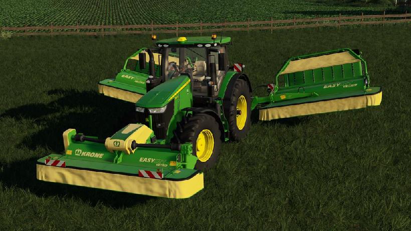 Косилка для Farming Simulator 2019