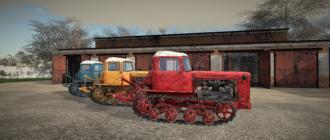 ДТ-75 КАЗАХСТАН V1.2 для игры Farming Simulator 2019