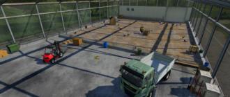 Курятник для Farming Simulator 2019