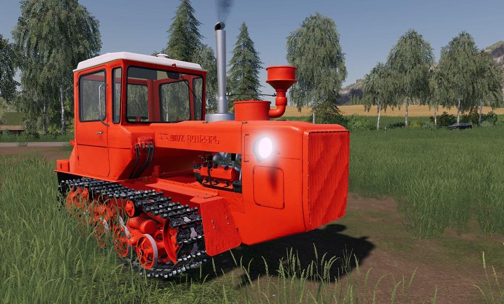 Скачать мод ДТ для Farming Simulator 2019
