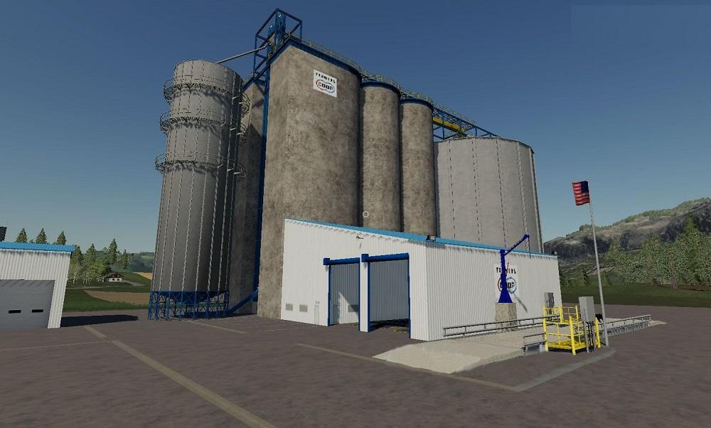Элеватор для farming simulator 2019