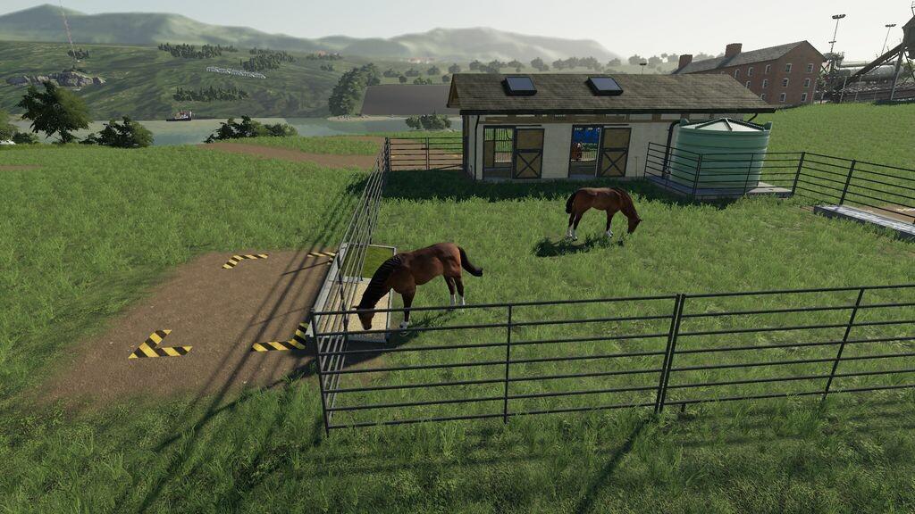 Лошади для Farming Simulator 2019
