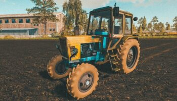 МТЗ 80 для Farming Simulator 2019