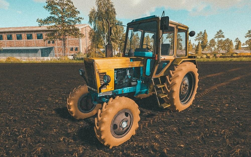 МТЗ 80 для Farming Simulator 2019