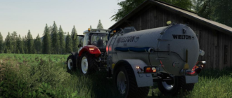 Wielton prb v1.1 для Farming Simulator 2019