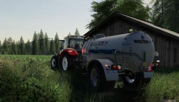 Wielton prb v1.1 для Farming Simulator 2019