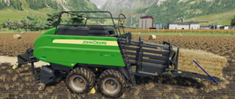 John Deere 1434 C для Farming Simulator 2019
