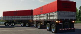 Прицепы Randon v3.0 для Farming Simulator 2019
