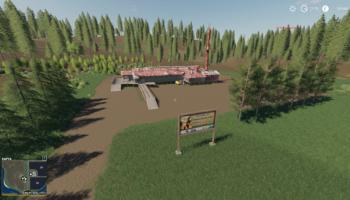 Карта «Свапа Агро» для Farming Simulator 2019