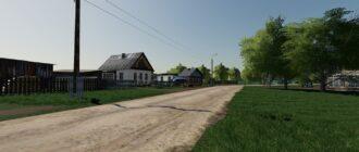 Карта Бухалово для Farming Simulator 2019