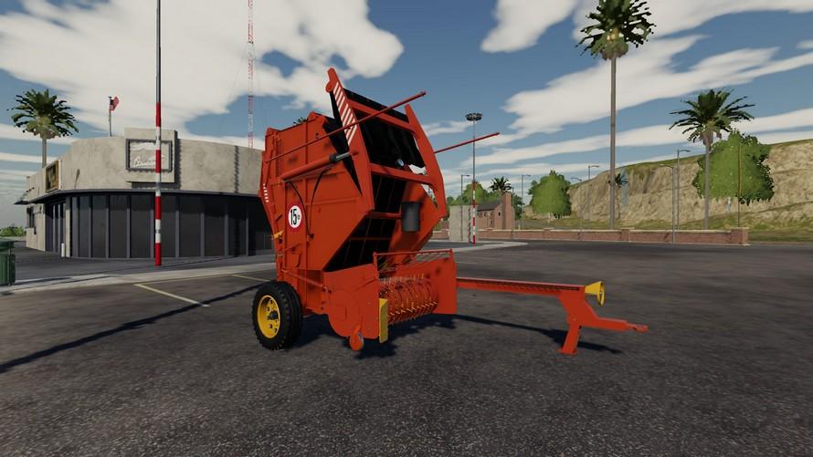 Подборщик для Farming Simulator 2019