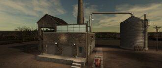 Производство картофеля фри в Farming Simulator 2019