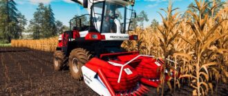ДОН 680 для Farming Simulator 2019