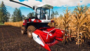 ДОН 680 для Farming Simulator 2019
