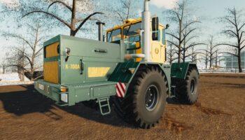 Кировец K-700A для Farming Simulator 2019
