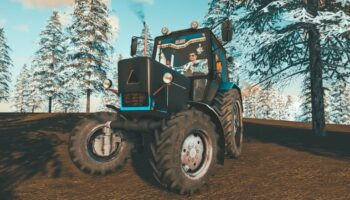 МТЗ 82.1 для Farming Simulator 2019