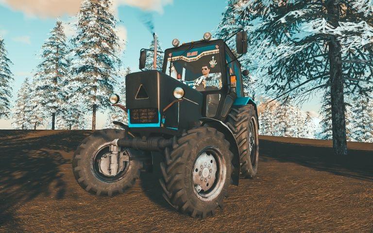 МТЗ 82.1 для Farming Simulator 2019