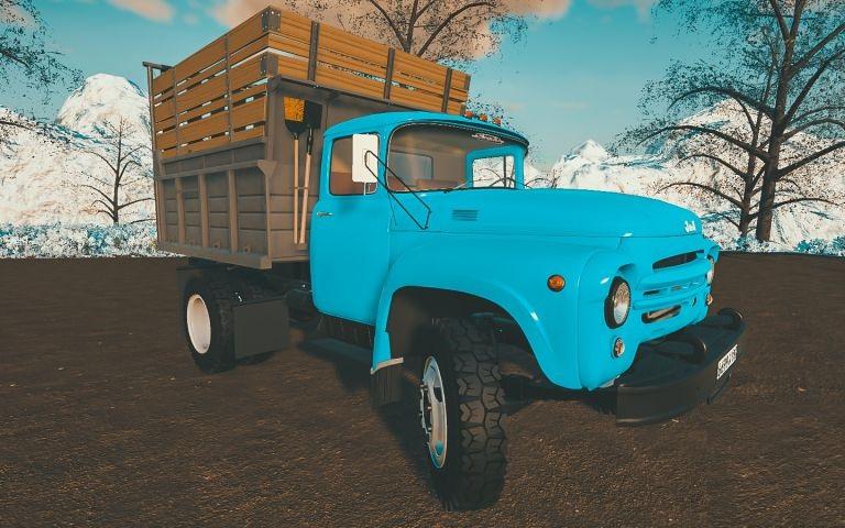 Зил 130 для Farming Simulator 2019