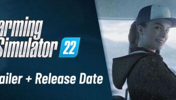 Дата выхода Farming Simulator 22 на ПК