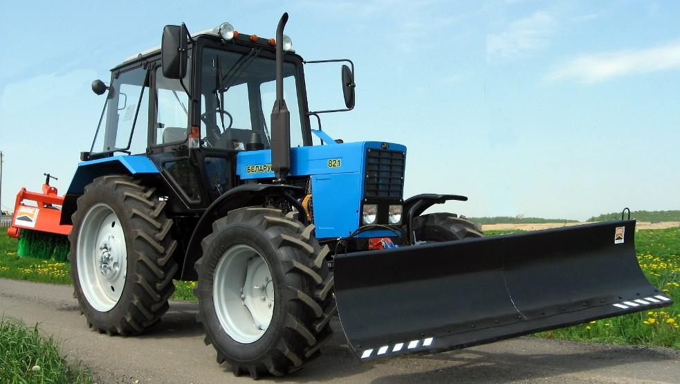 Трактор МТЗ для Farming Simulator 22